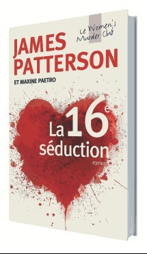 Vente Livre : La 16e Séduction  - Maxine Paetro  - James Patterson