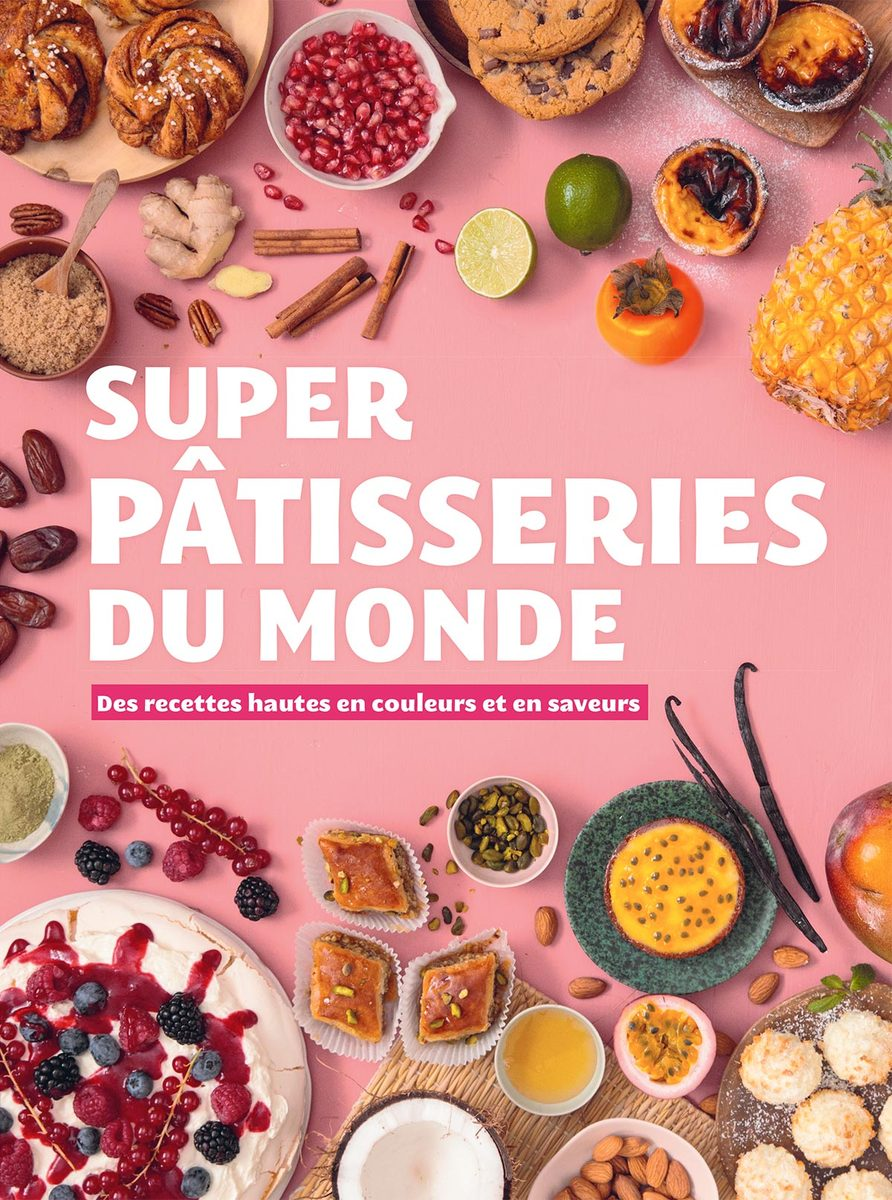 Super pâtisseries du monde